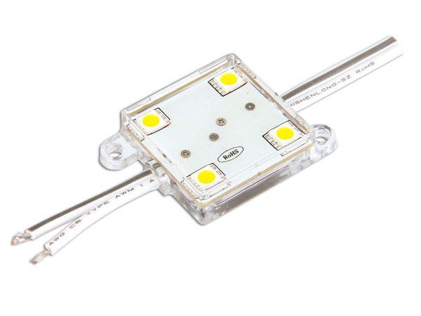 LED-Modul, IP65, 12 V-, warmweiß