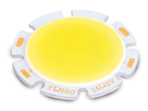 LED-Modul DAYLITE COB-K-FLM60-7W, kaltweiß