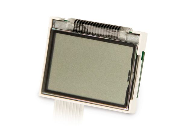 LCD-Modul DENSITRON PC-6749-AAW