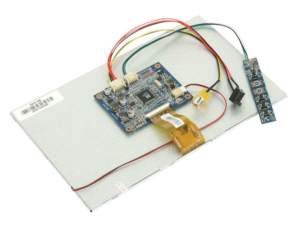 "10,1"" (25,65 cm) Display-Set PT80M03/HB101-24B - Produktbild 2"