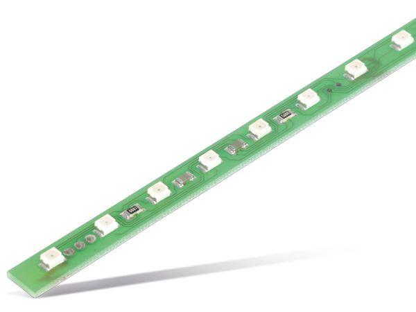 LED-Leiste mit Kunststoffrahmen 0116.0630.1100L, 24 V-, rot/blau - Produktbild 1