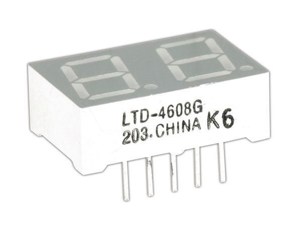 LED-Anzeige LITEON LTD-4608G