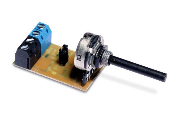 Dimmer LUMITRONIX für LEDs und LED-Module (PWM), mit Drehregler