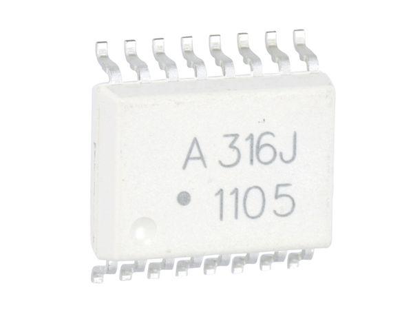 Optokoppler AVAGO HCPL-316J-500E
