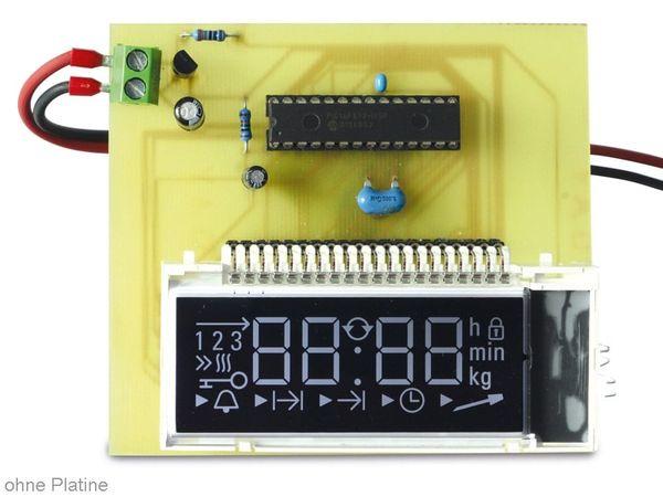 LCD-Modul WD-T1703L-7ELN - Produktbild 2