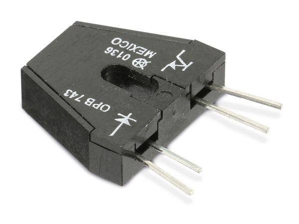 Reflektierender Objektsensor OPTEK OPB743