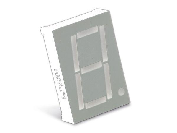 LED-Anzeige LEDTECH LC2651-21, rot, 26 mm - Produktbild 1