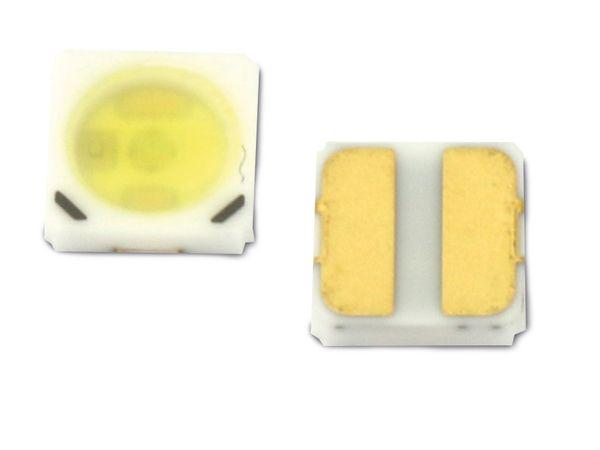 Power-LED NICHIA NFSW036CT, 30,3 lm, weiß, 10 Stück - Produktbild 1