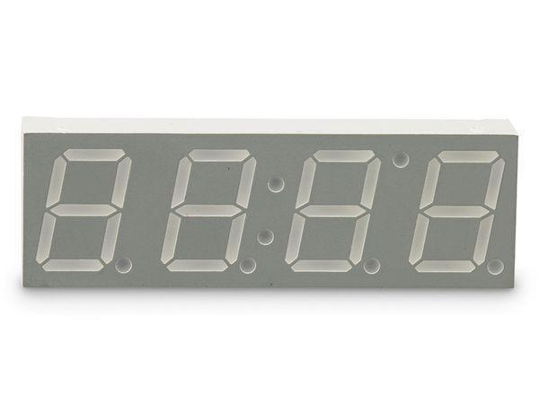 LED-Anzeige LITEON LTC-4627G, 4 Digit, grün - Produktbild 2