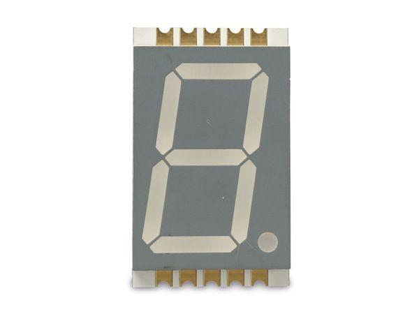 SMD LED-Anzeige KINGBRIGHT KCSC08-107-A - Produktbild 2