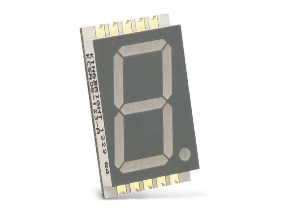 SMD LED-Anzeige KINGBRIGHT KCSC08-123-A - Produktbild 1
