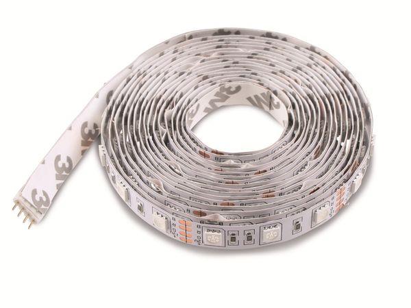 RGB-LED-Strip ILUFA 168071, EEK: A, 180 LEDs, 3 m - Produktbild 1
