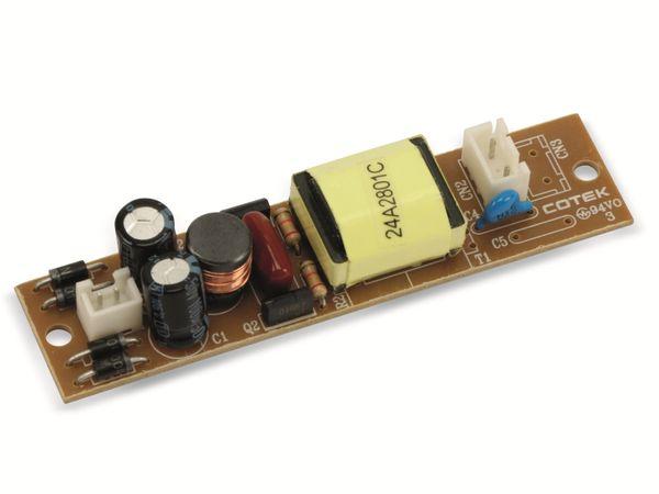 CCFL-Inverter COTEK 24A2801C, 24 V~, 1,3 kV
