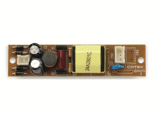 CCFL-Inverter COTEK 24A2801C, 24 V~, 1,3 kV - Produktbild 2