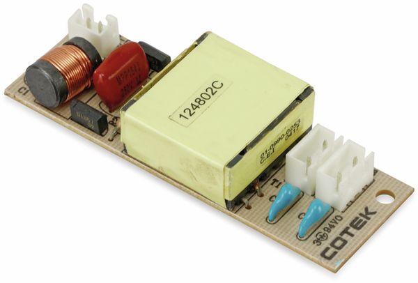 CCFL-Inverter COTEK 124802C, 12 V-, 1,65 kV