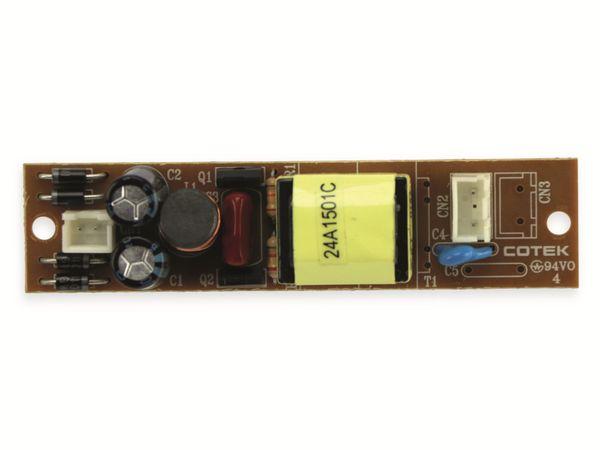 CCFL-Inverter COTEK 24A1501C, 24 V~, 1,1 kV - Produktbild 1