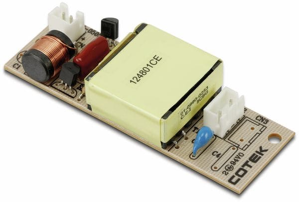 CCFL-Inverter COTEK 124801CE, 12 V-, 1,65 kV