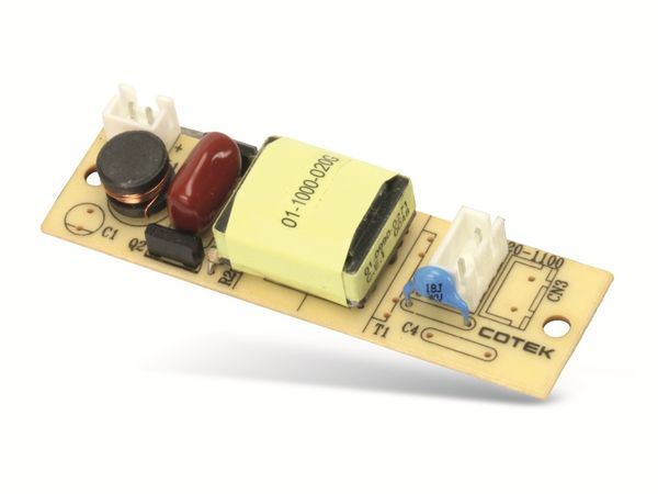 CCFL-Inverter COTEK 244201C (01-1000-020G), 24 V-, 1,6 kV - Produktbild 1