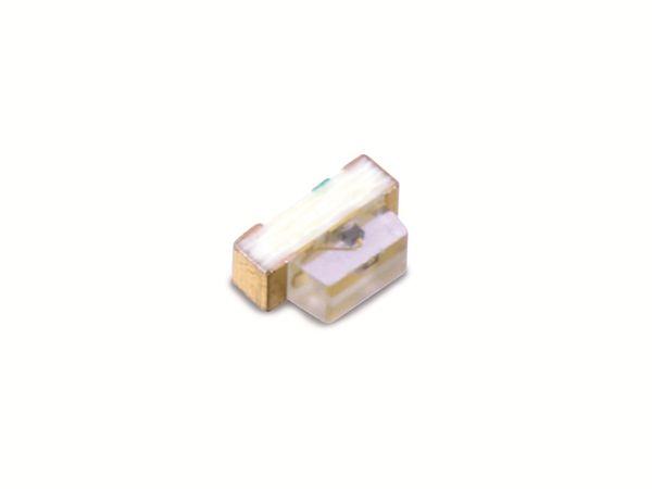 SMD LEDs EVERLIGHT 27-21SYGC/S530-E1/TR8, gelbgrün, 15 mcd, 3000 Stück