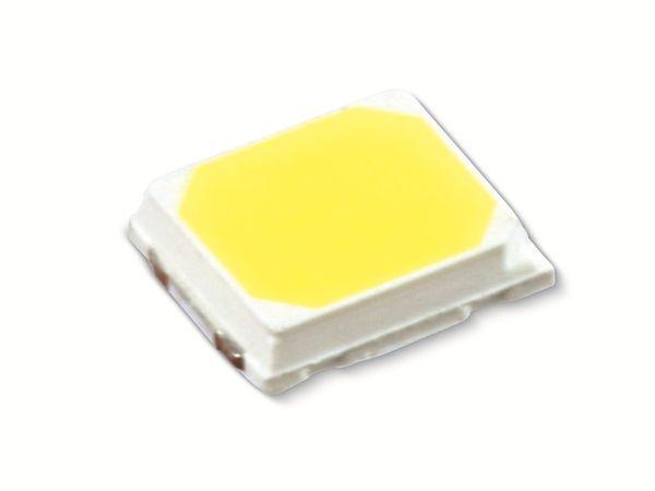 SMD LED EVERSTAR ESS-2835NWDT-R80-WR, 22 lm, 10 Stück