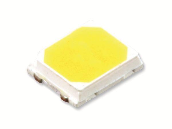 SMD LED EVERSTAR ESS-2835WWDT-R80-WR, 22 lm, 10 Stück