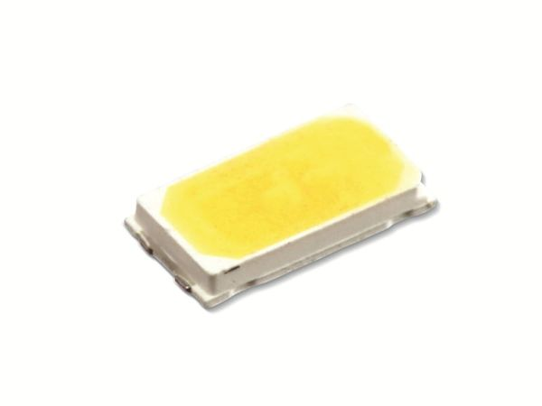 SMD LED EVERSTAR ESS-5730NWDT-R80-WR, 55 lm, 10 Stück