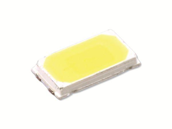SMD LED EVERSTAR ESS-5730UWDT-R80-WR, 55 lm, 10 Stück