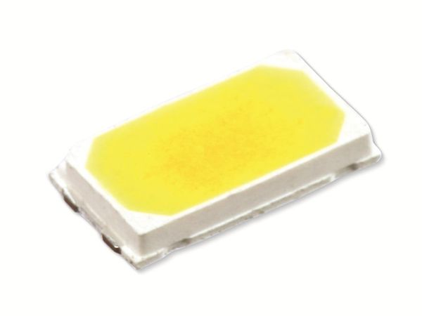 SMD LED EVERSTAR ESS-5730WWDT-R80-WR, 55 lm, 10 Stück