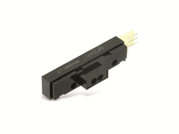 Lichtschranke SHARP GP2A67 - Produktbild 1
