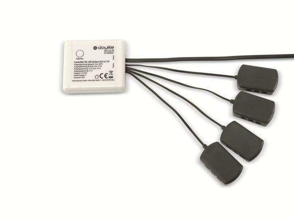 DAYLITE Controller für DLS-Leuchten Stecksystem mit 24-fach Verteiler