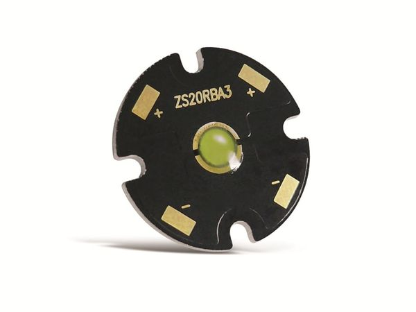 Hochleistungs-LED, 1 W, rot - Produktbild 1