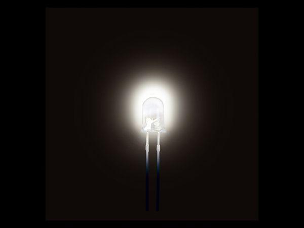 LED, warmweiß, 10 Stück - Produktbild 2