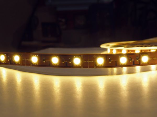LED-Strip, EEK: A+, 40 W, 3170 lm, 3000 K, 300 LEDs, 5 m - Produktbild 3