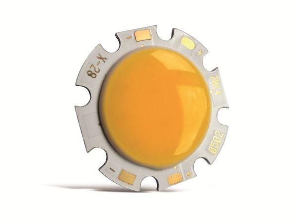 COB-LED, 5 W, 450...550 lm, warmweiß