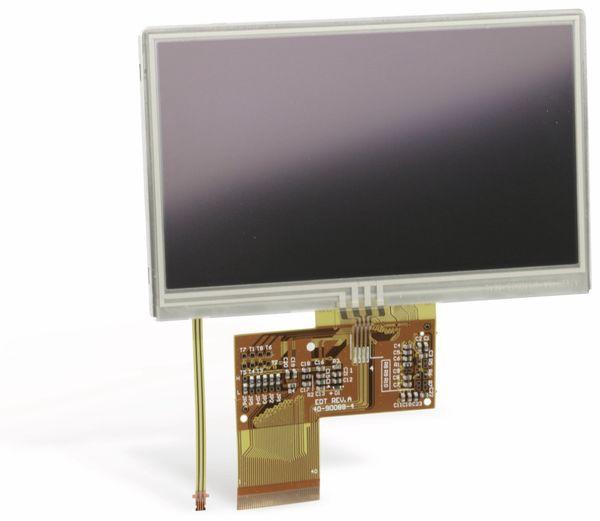LCD-Modul ET043003DH6, TFT, 480x272