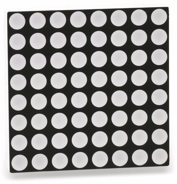 Dot-Matrix-Display LITEON LTP18588M-02, 8x8, rot/grün
