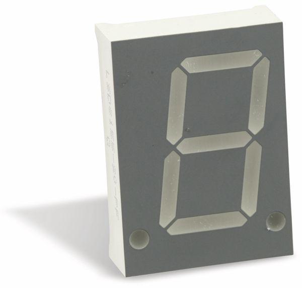 LED-Anzeige LIGITEK LSD8155-20-PF, rot, 20,3 mm - Produktbild 1