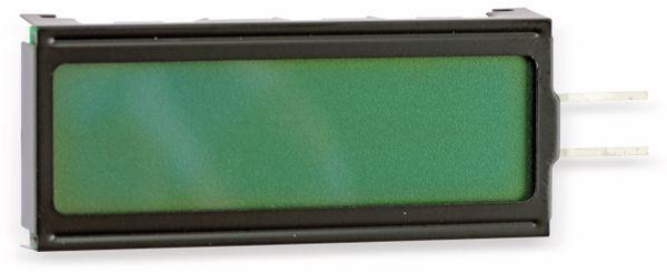 LCD-Display DATAVISION DG-12232 ohne Anschlussplatine und Leitgummi - Produktbild 1
