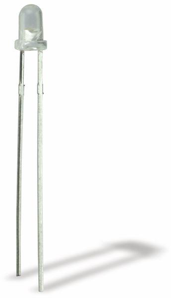 LED PARALIGHT L-314VW5C, 3 mm, weiß, 20 mA