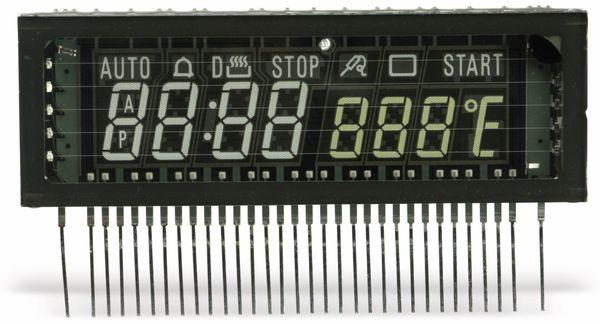Vakuum-Fluoreszenzdisplay FUTABA 7-LT-44Z, 4 Digit - Produktbild 1