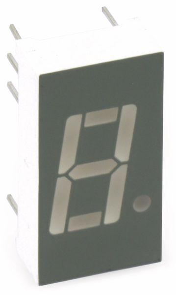 LED-Anzeige AVAGO HDSP-311Y, 10 mm, gelb - Produktbild 1