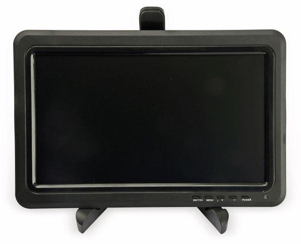 """Raspberry Pi LC Monitor, 10,1"""" (25,65 cm), inkl. Fernbedienung"""