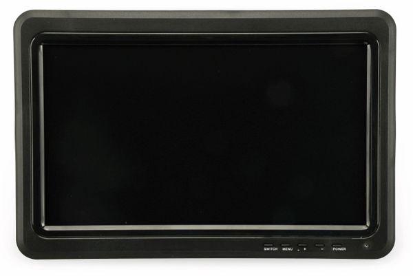 "Raspberry Pi LC Monitor, 10,1"" (25,65 cm), inkl. Fernbedienung - Produktbild 2"