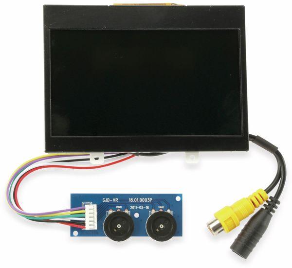 "4,3"" (10,9 cm) Display-Set JD43M06/HSD043-08LH, CVBS - Produktbild 2"
