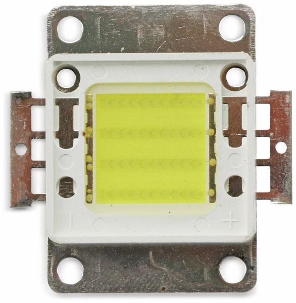 COB-LED, 40W, 4000...5000 lm, kaltweiß