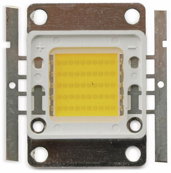 COB-LED, 50W, 3500...4500 lm, warmweiß