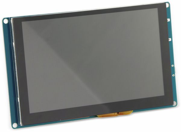 "Touchscreen Display 5"" für RPi, BBB, PC"
