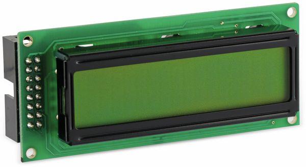 LCD-Modul, ANAG VISION, AV1623YFTY-SJW, 16X2 - Produktbild 1
