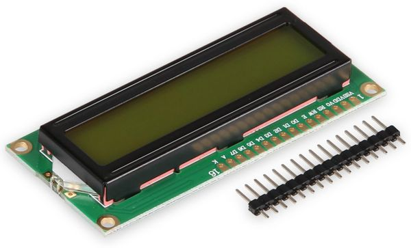 JOY-IT LCD-Modul 16x2