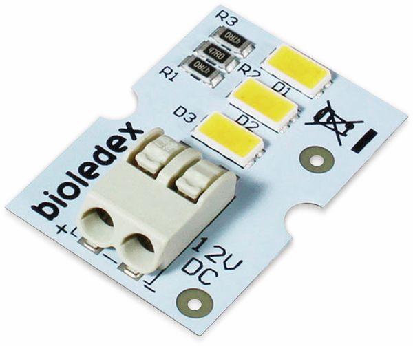 BIOLEDEX LED-Modul, 30x20mm, 12 V-, 1,5 W, 135 Lm, 3000 k, warmweiss, A+
